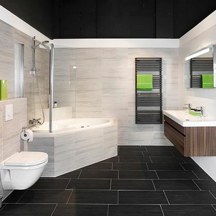 Mood Tiles 48 X 48 Cm Mood Wall And Floor Tiles Beauteous Beige Tiled Bathrooms Set